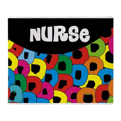 cp nurse whimsy blanket size.PNG Throw Blanket