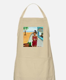 Ice Cream... and Coffee? BBQ Apron