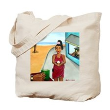 Ice Cream... and Coffee? Tote Bag