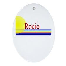 Rocio Oval Ornament