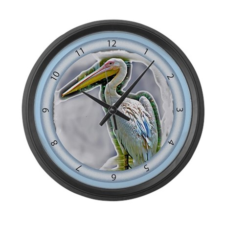 Big Bird Large Wall Clock