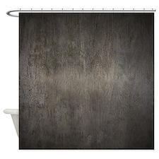 Concrete Shower Curtain