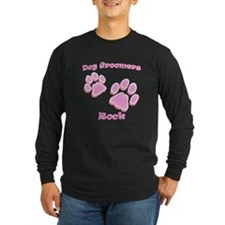 Dog Groomers Rock T