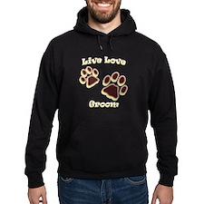 Live Love Groom Hoody