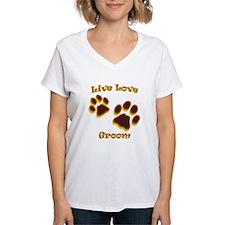 Live Love Groom Shirt