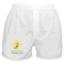 Cute Digestive Boxer Shorts
