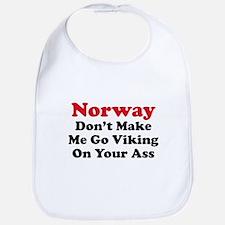 Norway Viking Bib