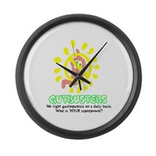 Gutbusters Superpower Large Wall Clock