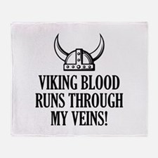 Viking Blood Runs Through My Veins! Stadium Blank