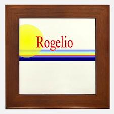 Rogelio Framed Tile