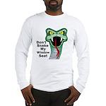 Snake My Seat Long Sleeve T-Shirt