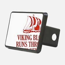 Viking Blood Runs Through My Veins! Hitch Cover
