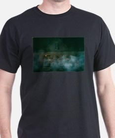 Something Spooky Is Going On Around Here. T-Shirt