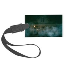 Something Spooky Is Going On Around Here. Luggage Tag