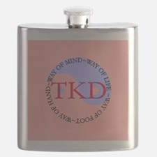 Tae Kwon Do Philosophy Flask