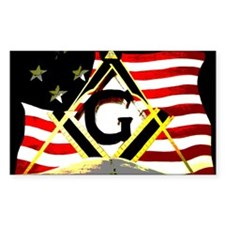 Masonic Decal