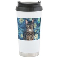 """Starry Night Life"" Travel Mug"