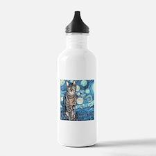 """Starry Night Life"" Water Bottle"