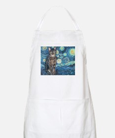 """Starry Night Life"" Apron"