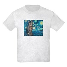 """Starry Night Life"" T-Shirt"