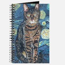 """Starry Night Life"" Journal"