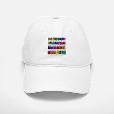 Soap Bottle Rainbow Baseball Baseball Cap