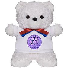 3d Geometry Sphere Teddy Bear