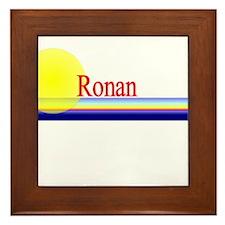 Ronan Framed Tile