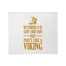 Leif Ericson Day - Party Like A Viking Stadium Bl