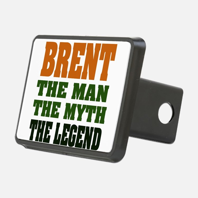 Brent The Legend Hitch Cover