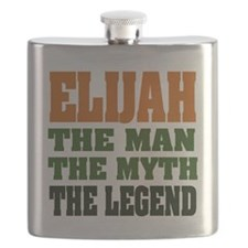 Elijah The Legend Flask