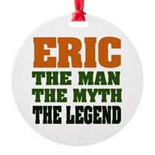 Eric The Legend Ornament