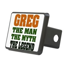 Greg The Legend Hitch Cover