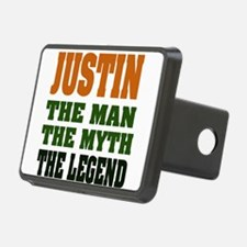 Justin The Legend Hitch Cover