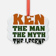 Ken The Legend Ornament