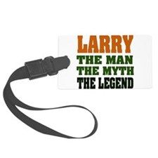 Larry The Legend Luggage Tag
