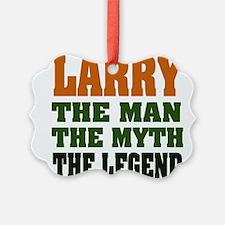 Larry The Legend Ornament