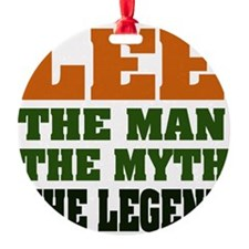 Lee The Legend Ornament