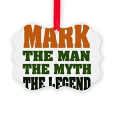 Mark The Legend Ornament