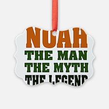 Noah The Legend Ornament