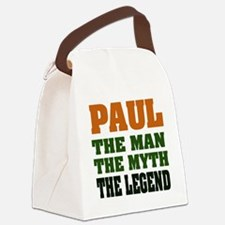 paulMML.png Canvas Lunch Bag