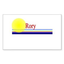 Rory Rectangle Decal