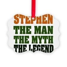 Stephen The Legend Ornament