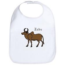 Zebu Bib