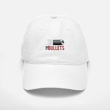 The Bullets Baseball Baseball Cap
