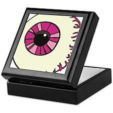 Halloween Eyeball Keepsake Box