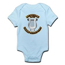 Navy - Rate - MU Infant Bodysuit