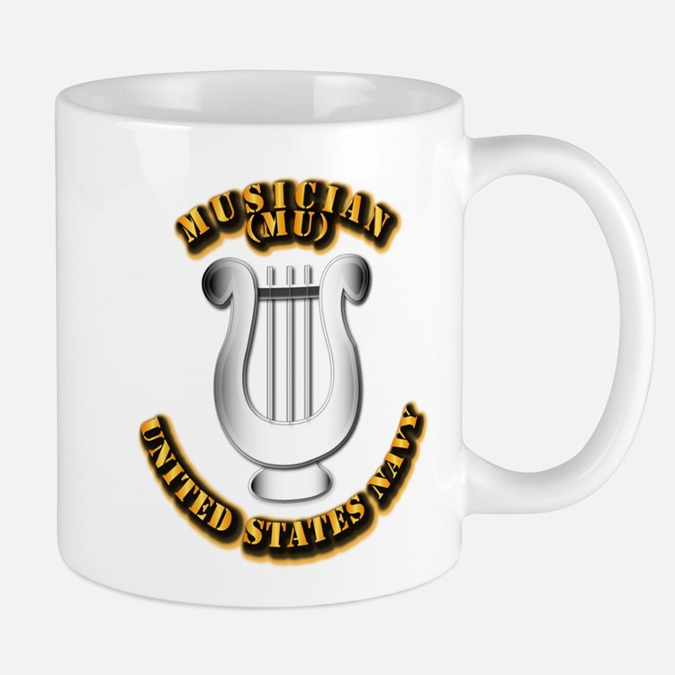 Navy - Rate - MU Mug