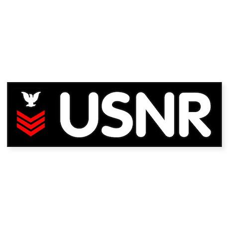 Petty Officer First Class<BR> Bumper Sticker