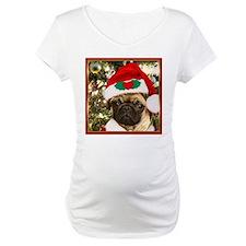 Christmas Pug Dog Shirt